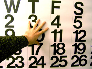 """Fat-ass wall calendar II"" by Geir Arne Brevik on Flickr"