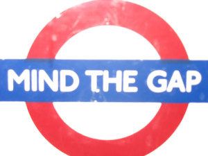 Mind the Gap by nikoretro on Flickr