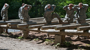 Obstacle Course at West Point