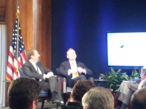 Todd and Dickerson at Kalb Report